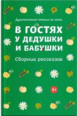 В гостях у дедушки и бабушки. Сборник рассказов. Душеполезное чтение на лето.