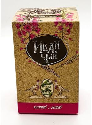 Иван-чай (Кипрей) с липой ферментированный 100г.