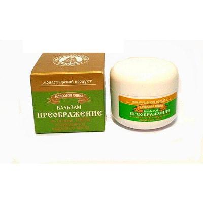 """Бальзам """"Преображение"""" на основе кедрового масла 15 г."""