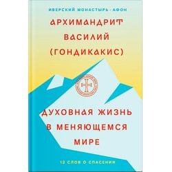 Духовная жизнь в меняющемся мире. 12 слов о спасении. Архимандрит Василий (Гондикакис)
