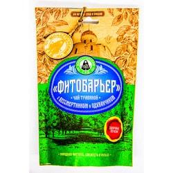 Травяной чай «Фитобарьер» с бессмертником и одуванчиком